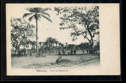 Dahomey Vue De Bohicon__(4657) - Dahomey