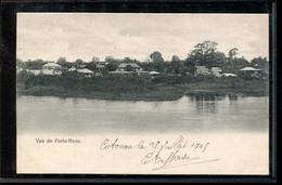 Dahomey Vue De Porto-Novo__(4627) - Dahomey