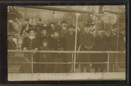 Ferries Abbazia People On The Ship__(1659) - Ferries