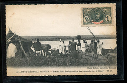 Mali Bamako Embarcadere Des Chalands -12__(3462) - Mali
