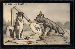 Military J'y Suis J'y Reste__(3544) - Patrióticos