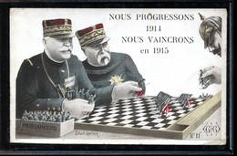 Military Nous Progressons Nous Vaincrons__(3649) - Patrióticos