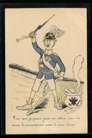 Military Tour Que Je Prusse__(3585) - Patrióticos
