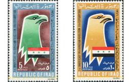 Ref. 633313 * MNH * - IRAQ. 1966. 3rd ANNIVERSARY OF REVOLUTION . 3 ANIVERSARIO DE LA REVOLUCION - Iraq