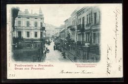 Poland Przemysl Franziskanergasse -01__(2985) - Polonia