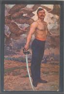 Sokol Birds And Man With Sword__(152) - Otros