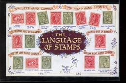 Stamps The Language Of Stamps__(3323) - Briefmarken (Abbildungen)