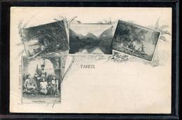 Tahiti Multi-picture Card__(3322) - Tahiti