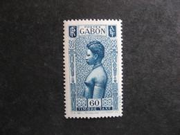 Gabon : TB Timbre-Taxe N° 30 , Neuf XX . - Nuevos