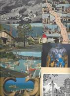 A SAISIR - Gros Lot De + 2000 CPM / CPSM Tout Venant - Type Drouille - 500 Postcards Min.