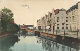 BRUGES-BRUGGE - Le Dyver - Oblitération De 1910 - Brugge