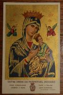 Image Religieuse. Notre-Dame Du Perpétuel Secours.1934 - Devotion Images