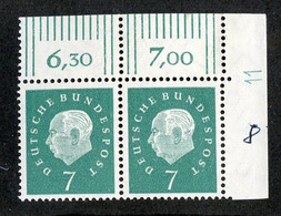 B1216 1957 Berlin Mi.# 182wor** Offers Welcome! - Ungebraucht