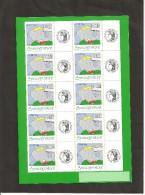 MINIFEUILLE   F 3927 A   LOGO  CERES   NEUF XX - Gepersonaliseerde Postzegels