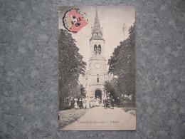 CADAUJAC - L' EGLISE - Frankreich