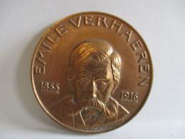 Médaille : Emile Verhaeren - Other