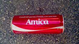 Lattina Italia - Coca Cola 2013 - 330 Ml. - Condividi Questa... Amica - Dosen