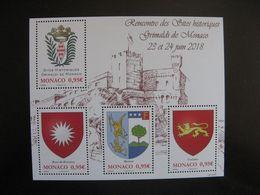 Monaco:  TB Feuille N° F3146, Neuve XX . - Nuovi