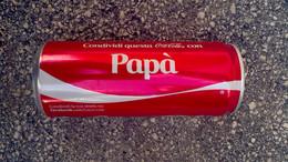 Lattina Italia - Coca Cola 2013 - 330 Ml. - Condividi Questa... Papà - Dosen