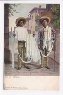 CP MEXIQUE Varilleros - Mexico