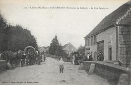 Lachapelle-sous-Rougemont - La Rue Principale - Altri Comuni