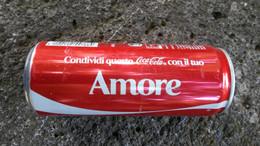 Lattina Italia - Coca Cola 2013 - 330 Ml. - Condividi Questo... Amore - Dosen