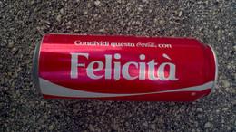 Lattina Italia - Coca Cola 2013 - 500 Ml. - Condividi Questa... Felicità 2 - Dosen