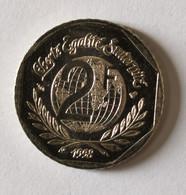 Pièces De 2 Francs 1998 René Cassin - K. 10 Francs