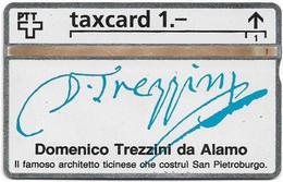Switzerland - Swisscom (L&G) - K Series - K-93/9AI - Domenico Trezzini Da Alamo - 301L - 01.1993, 1Fr, 5.000ex, Used - Schweiz