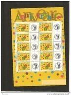 MINIFEUILLE     F 3480 A      LOGO  CERES - Gepersonaliseerde Postzegels