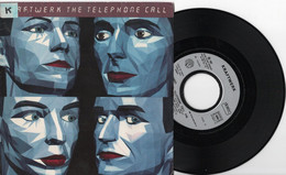 KRAFWERK - THE TELEPHONE CALL - Vinylplaten
