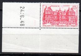 Coin Daté N° 803 Du 24 06 48 Neufs XX MNH - 1940-1949
