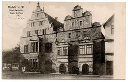Rinteln /  Hôtel Ratskeller / Gustav Söffker - Rinteln