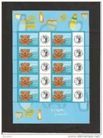 MINIFEUILLE     F 3431    LOGO  CERES - Gepersonaliseerde Postzegels