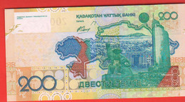 Kazakistan 200 Tenge 2006 Kazakhstan - Kazakhstan