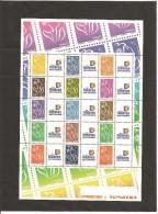 MINIFEUILLE   F 3925 A    LOGO  TIMBRES PERSONNALISES  NEUF XX - Gepersonaliseerde Postzegels