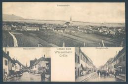 68 Gruss Aus WINZENHEIM O. ELS. WINTZENHEIM - Wintzenheim