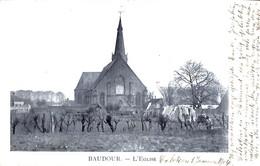 Baudour - L'Eglise (VED Précurseur 1903) - Saint-Ghislain