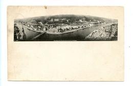 Panorama De Dinant (vue Prise De La Citadelle) / G.H. Phot (1904) - Dinant