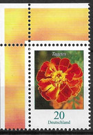 2005 Allem. Fed. Deutschland Germany Mi. 2471 **MNH EOL  Hohe Studentenblume (Tagetes Erecta) - Ongebruikt