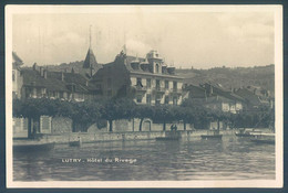 VD Vaud LUTRY Hotel Du Rivage - VD Waadt