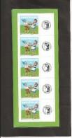 MINIFEUILLE   F 4081A   LOGO  CERES   NEUF XX - Gepersonaliseerde Postzegels