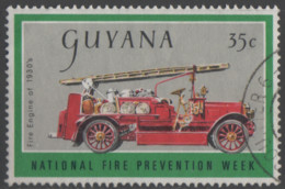 Guyana - #261 - Used - Guyana (1966-...)