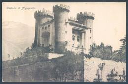 Aosta Castello Di Aymaville - Aosta