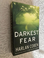 Edition ORION    DARKEST FEAR    Bestselling Author Of NO SECOND CHANCE    HARLAN COBEN    339 Pages - 2000 - Entertainment