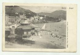 RECCO - BAGNI - VIAGGIATA   FP - Genova (Genoa)