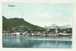 PALLANZA - VIAGGIATA 1907 FP - Verbania