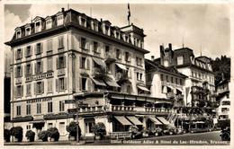 77878- Brunnen Hotel Goldener Adler Kanon Schwyz - SZ Schwyz