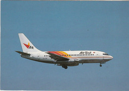 N°6742 -cpsm Air Sul -Boeing 737 -200 - 1946-....: Modern Era
