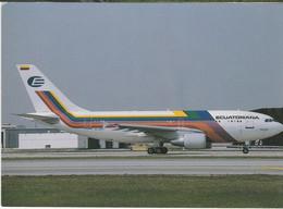 N°6746 -cpsm Ecuatoriana Airbus A 310 304 - 1946-....: Modern Era